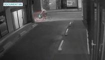 Kim Kardashian Robbery -- Security Footage Surfaces of Thieves' Getaway