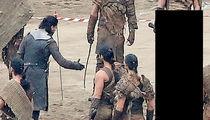 'Game of Thrones' Set Pics -- Jon Snow's New Ally Revealed ... Major Spoiler! (PHOTO GALLERY)