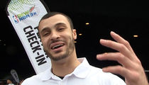 NBA'S Larry Nance Jr. -- Begs MLB ... GIVE CHARLIE SHEEN FIRST PITCH (Video)