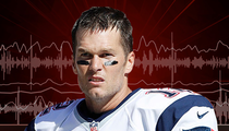 Tom Brady -- Wusses Out On Josh Brown Suspension ... Won't Compare to DeflateGate