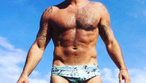 Guess Which Sexy Singer Owns This Hot Speedo Selfie