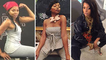 Crumble Through These Tough Pics of Taraji for National Cookie Day