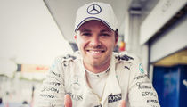 Nico Rosberg -- I'M OUT ... Retires After 1st Formula One Championship
