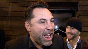 Oscar De La Hoya -- Canelo Alvarez Would Destroy McGregor ... BRING IT ON!