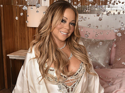 Mariah Carey Steps Out in Raunchiest Lingerie, Shades Beyoncé!