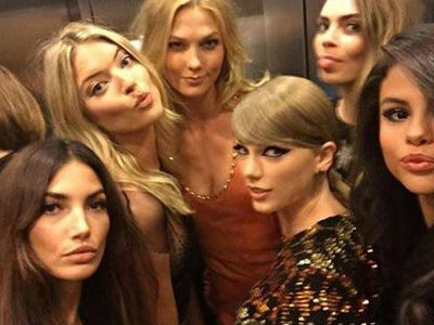 See Which Star Just Dropped MAJOR Shade on Taylor Swift & Her Entire Squad!