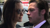 Angelina Jolie -- Our Kids Are Still Traumatized ... We Need a Specialist