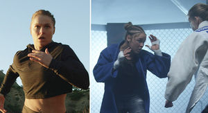 Ronda Rousey -- I Heard The Critics ... WATCH ME…