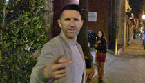 Robbie Keane -- L.A. Galaxy Are DOOMED ... 'Cause I'm Leaving (Video)