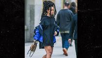 Rihanna's Lock'd Up Hair Don't Care (PHOTO)