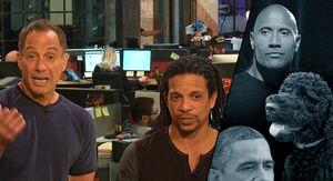 TMZ Live: Barack Obama: White House Dog Bites Guest