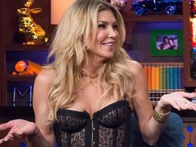 Brandi Glanville Confirms SAME-SEX Fling with Another Major Reality Star -- Who Is She?!