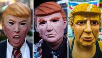 Donald Trump -- Maskin' America Great Again!