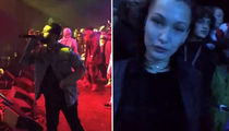 The Weeknd & Bella Hadid -- Exes Call Truce ... To Honor A$AP Yams