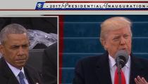 Donald Trump, Obama Watches Speech in Near Anguish