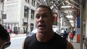 John Cena Compares Himself to Tom Brady ... 'We Run Parallel Lives'