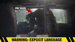 Pacman Jones Arrest Video ... Told Cop 'Suck My D***, I Hope You Die'