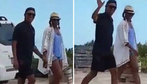 Barack and Michelle Obama On Permanent Vacation (PHOTOS + VIDEO)