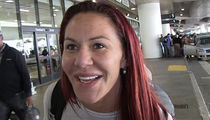 UFC's Cris Cyborg Cleared Of Potential Doping Violation