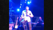 David Cassidy Appears Drunk In Concert, Almost Falls Off Stage