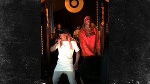 Lil Wayne Performs at NBA All-Star Weekend