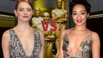 2017 Oscar Nominees ... Who'd You Rather?!