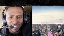 Antonio Brown Flying A Jet?! (VIDEO)
