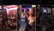 'Cash Me Ousside' Girl Picks A Fight Outside a Bar