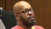 Suge Knight Back in Hospital for Blood Clots