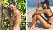 Josephine Skriver's Bikini-Filled Vacay ... See The Sexy Model in the Maldives