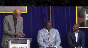 Kareem Abdul-Jabbar Cracked Kobe Joke at Shaq…