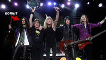 Kix Guitarist Found 'Not in Great Condition' After Going MIA