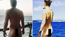 Jay Cutler vs. Justin Bieber -- Who'd You Rather?! (Bare Buns Edition)