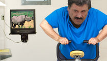 El Chapo Pissed Prison Won't Let Him Get Fit While Watching TV