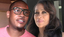 La La Anthony To Get Primary Temporary Custody of Son and Carmelo Gets Visitation