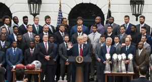 Ouch! Patriots Call Out New York Times On Twitter For White House Photo Comparison