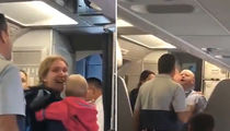 American Airlines Mother Struck By Stroller