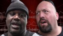 Shaq Says WWE Botched WrestleMania Match with Big Show (AUDIO)