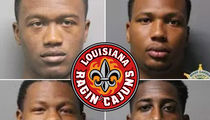 13 Louisiana Lafayette Football Players Arrested in Alleged Dorm Room Theft