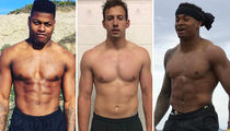 29 Jacked NFL Draft Prospects ... See The Shredded Athletes