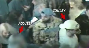 Gareon Conley Video Shows Rape Accuser with NFL…