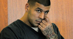 Aaron Hernandez Pleaded For New Cellmates In Revealing Letters To Prison Officials