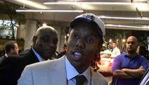 Adoree Jackson Balls Out at McDonald's After NFL Draft (VIDEO)