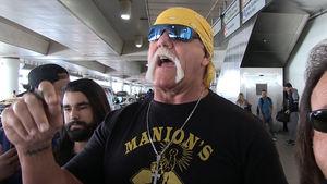 Hulk Hogan Keeps All of His Used Bandanas, Hundreds of 'Em!