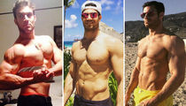 24 Shirtless Pics of Hot Vet Dr. Evan Antin to Celebrate World Veterinary Day!