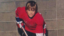Guess Who This Hockey Hopeful Turned Into!