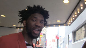 JOEL EMBIID MAKES PLEA FOR ROLE ON FAVE TV SHOW ... Only One Problem