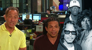 TMZ Live: Chris Cornell's Wife Not Buying It's Suicide