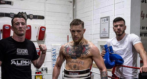 Conor McGregor Ditches MMA Training To Focus On…