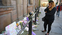 Manchester Arena Bombing -- The Somber Scene after the Blast